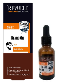 Revuele Barber Salon Beard Oil 25ml