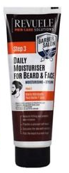 Revuele Barber Salon Daily Moisturiser For Beard & Face 80ml