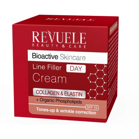 Revuele Bio Active Skincare Line Filler Day Cream