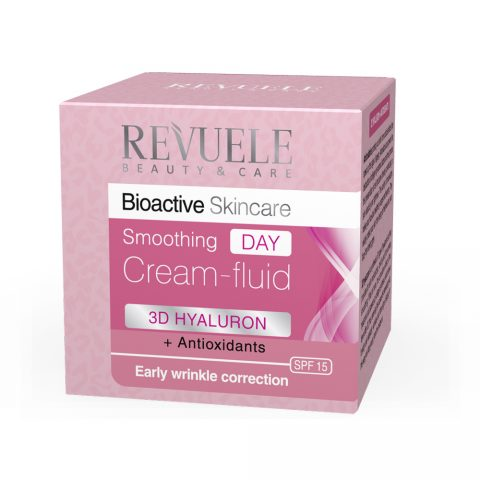 Revuele Bio Active Skincare Smoothing Day Cream