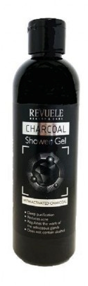Revuele Charcoal Shower Gel