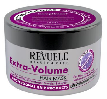 Revuele Hair Mask Extra Volume 500ml