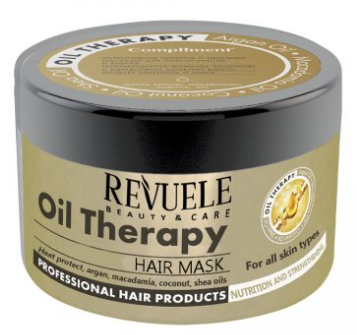 Revuele Hair Mask Oil Therapy 500ml