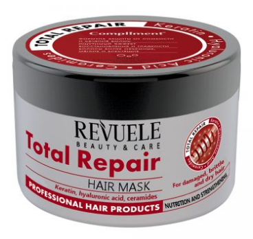 Revuele Hair Mask Total Repair 500ml