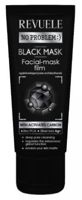Revuele No Problem Charcoal Mask