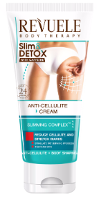 Revuele Slim & Detox with Caffeine Anti-Cellulite Cream
