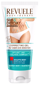 Revuele Slim & Detox with Caffeine Correcting Gel