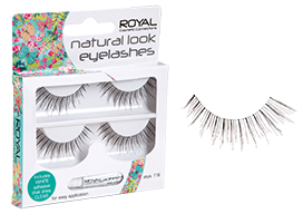 Royal Black Eyelashes 118Natural Look