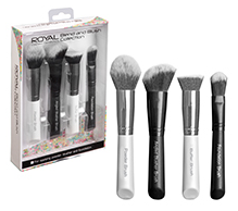 Royal Blend And Blush Collection Brush Set