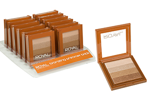 Royal Bronzing Shimmer Powder 1x12
