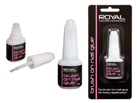 Royal Brush On Nail Glue