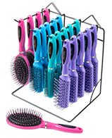 Royal Candy Hair Brush Display 1x20