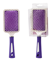 Royal Enhance Pearlised Paddle Hair Brush