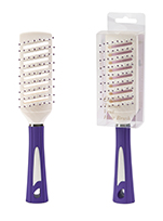 Royal Enhance Pearlised Tunnel Vent Hair Brush