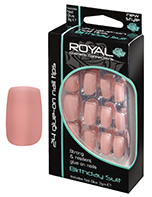 Royal Nail Tips Birthday Suit 1x6