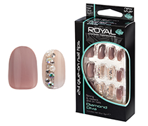 Royal Nail Tips Diamond Diva 1x6