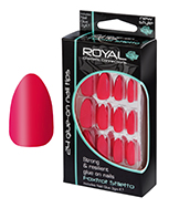 Royal Nail Tips Foxtrot Stiletto 1x6