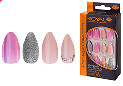 Royal Nail Tips Infinity Stiletto NNAI251 1x6