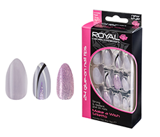 Royal Nail Tips Make A Wish Stiletto NNAI237 1x6