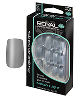 Royal Nail Tips Moon Light 1x6