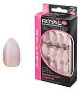 Royal Nail Tips Reflection Stiletto NNAI265 1x6