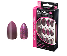 Royal Nail Tips Smokin Hot Stiletto NNAI274 1x6