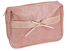 Royal Rose Gold Makeup Bag MBAG433