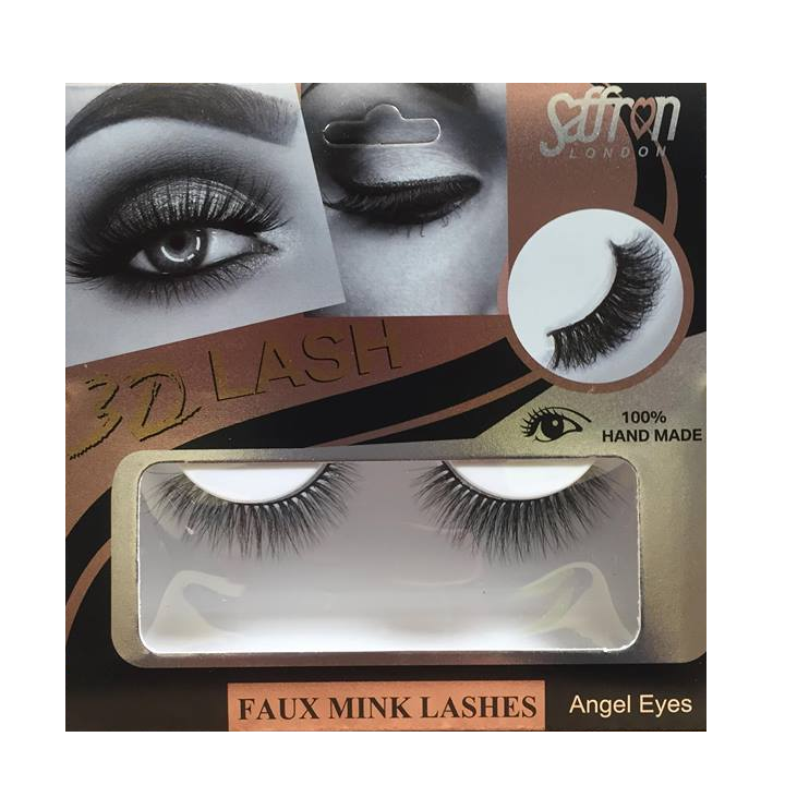 Saffron 3D Eyelashes Angel Eyes