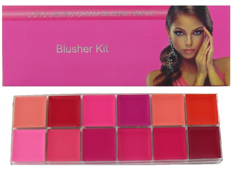 Saffron Blusher Kit