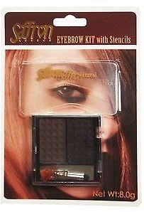 Saffron Eyebrow Kit 01