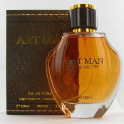 Saffron Fragrance Art Man EDT Spray 100ml Mens
