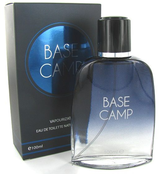 Saffron Fragrance Base Camp 100ml EDT Mens Aftershave