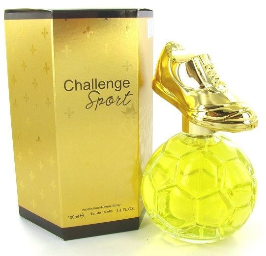 Saffron Fragrance Challenge Sport 100ml EDT Mens Aftershave