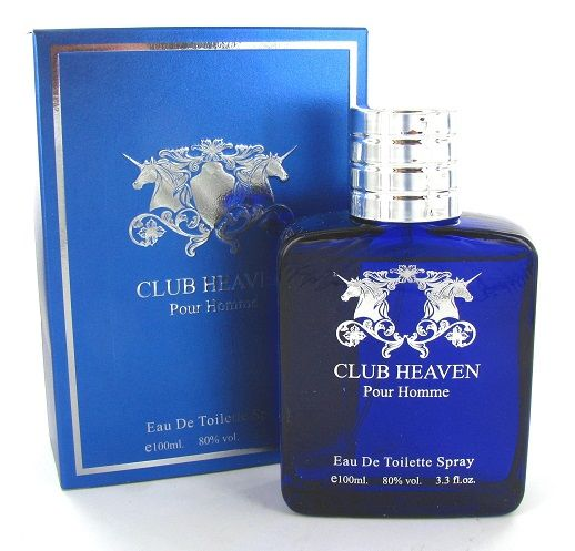 Saffron Fragrance Club Heaven EDT Spray 100ml Mens