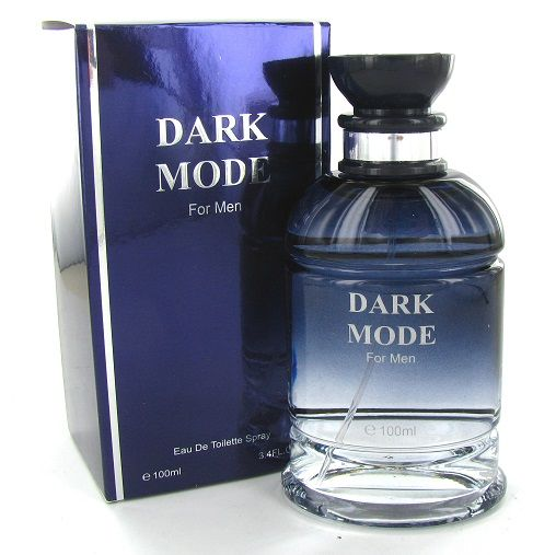 Saffron Fragrance Dark Mode EDT Spray 100ml Mens