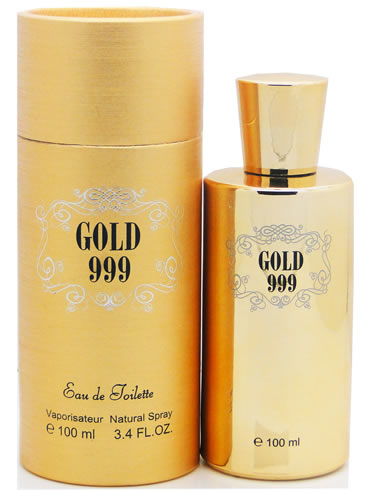 Saffron Fragrance Gold 999 EDT Spray 100ml Mens