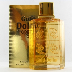 Saffron Fragrance Gold Dollar EDT Spray 100ml Mens