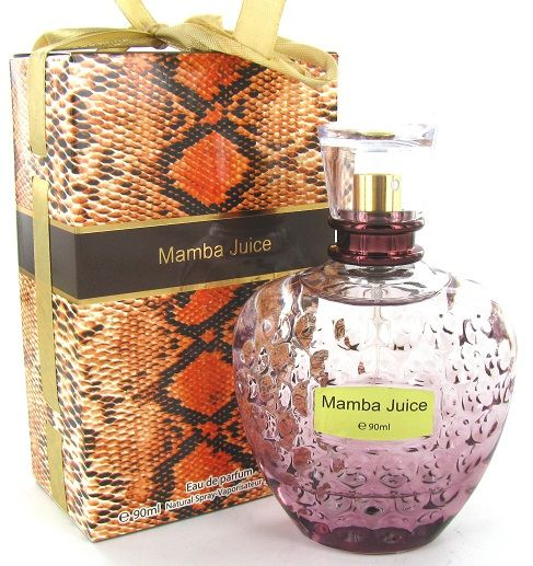 Saffron Fragrance Mamba Juice 100ml EDP Ladies Perfume