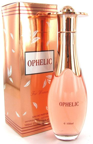 Saffron Fragrance Ophelic EDP 100ml Ladies Perfume