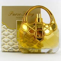 Saffron Fragrance Purse String EDP 100ml Ladies Perfume