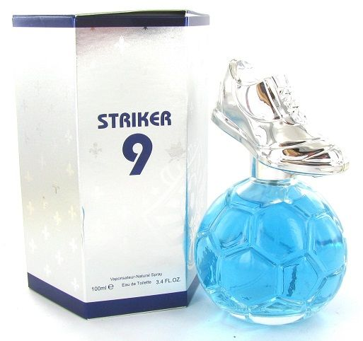 Saffron Fragrance Striker 9 Mens Aftershave