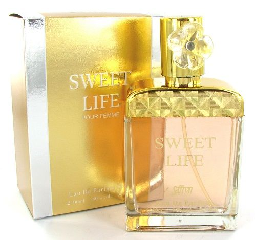 Saffron Fragrance Sweet Life 100ml EDP Ladies Perfume
