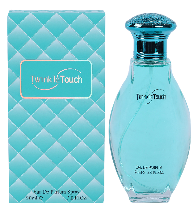 Saffron Fragrance Twinkle Touch 90ml EDP Ladies Perfume