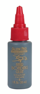 Salon Pro Hair Bonding Glue Black 1oz