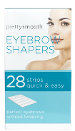 Skin Academy Eyebrow Shapers (28 Strips)