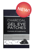 Skin Academy Gel Eye Patches Charcoal