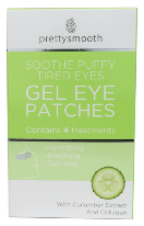 Skin Academy Gel Eye Patches Soothe Puffy Eyes With Cucumber Extract And Collagen