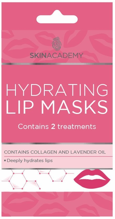 Skin Academy Hydrating Lip Masks
