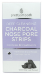 Skin Academy Nose Pore Strips Deep Cleansing Charcoal