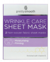 Skin Academy Sheet Masks Wrinkle Care With Vitamin E